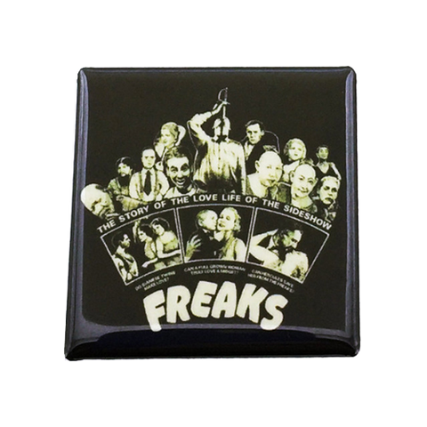 Freaks Magnet - UNMASKED Horror & Punk Patches and Decor