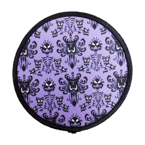 Haunted Mansion Iron-On Patch - UNMASKED