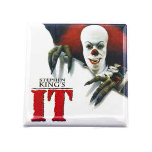It Movie Magnet - UNMASKED Horror & Punk Patches and Decor
