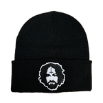 Charles Manson Embroidered Beanie - UNMASKED Horror & Punk Patches and Decor