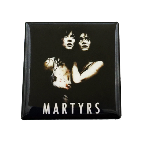Martyrs Magnet - UNMASKED Horror & Punk Patches and Decor