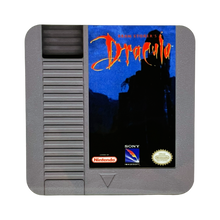Load image into Gallery viewer, Bram Stokers Dracula NES Drink Coaster