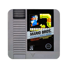 Load image into Gallery viewer, Original Mario Bros NES Drink Coaster