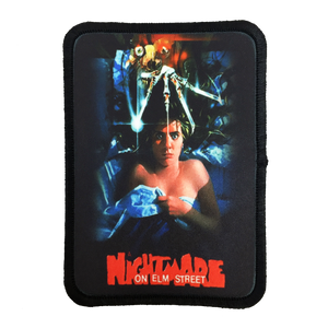A Nightmare on Elm Street Iron-On Patch - UNMASKED Horror & Punk Patches and Decor