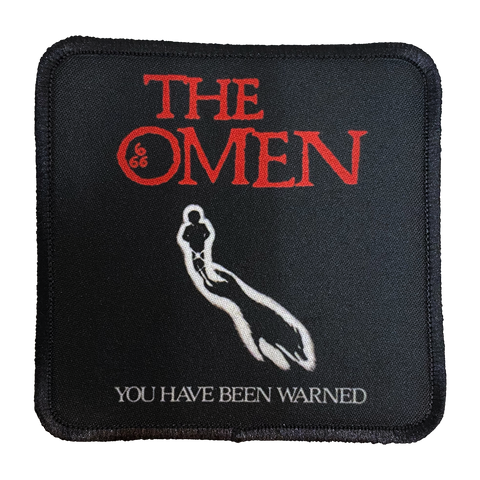 The Omen Iron-On Patch