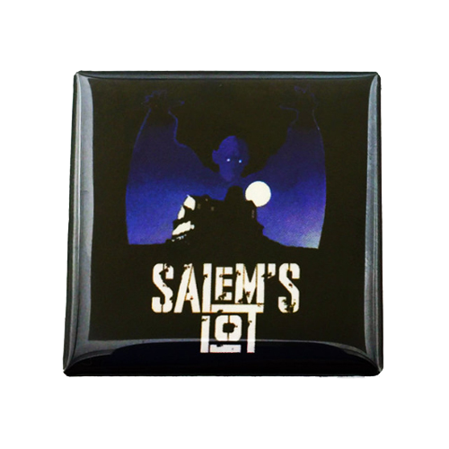 Salem's Lot Magnet - UNMASKED