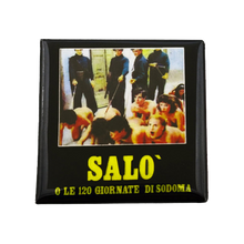 Load image into Gallery viewer, Salo 120 Days of Sodom Magnet - UNMASKED Horror & Punk Patches and Decor