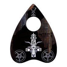Load image into Gallery viewer, Satanic 666 Ouija Planchette