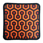 The Shining Carpet Iron-On Patch - UNMASKED Horror & Punk Patches and Decor