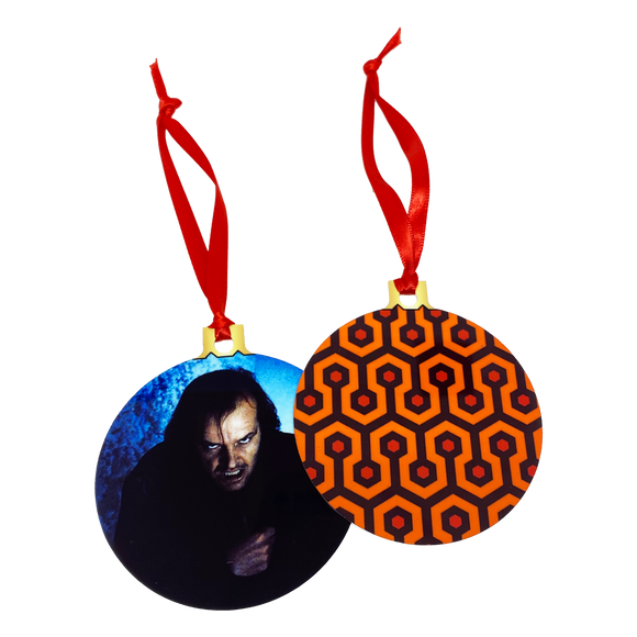 The Shining 2-Sided Holiday Ornament