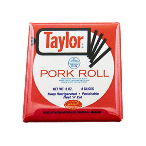 Taylor Ham Pork Roll Magnet - UNMASKED Horror & Punk Patches and Decor