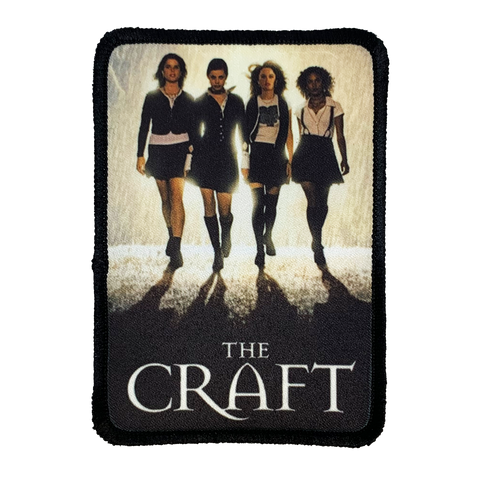 The Craft Iron-On Patch - UNMASKED Horror & Punk Patches and Decor