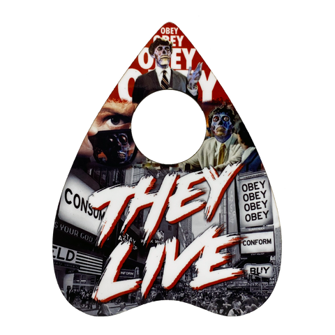 They Live Ouija Planchette