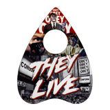 They Live Drink Coaster - UNMASKED