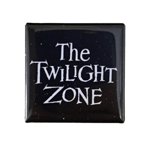 Twilight Zone Magnet - UNMASKED Horror & Punk Patches and Decor