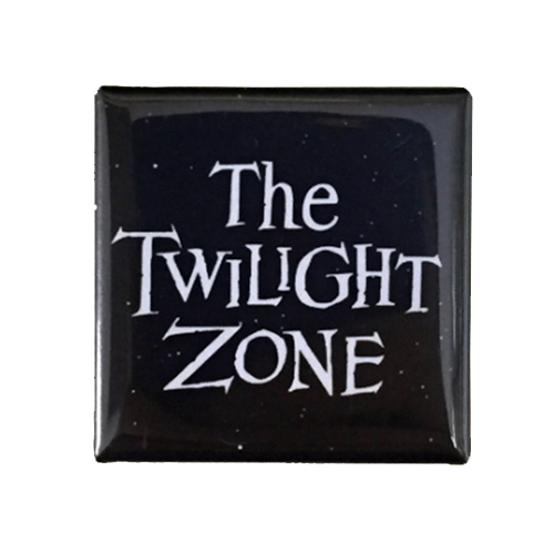 Twilight Zone Magnet - UNMASKED
