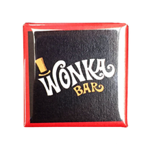 Load image into Gallery viewer, Willy Wonka Magnet - UNMASKED Horror & Punk Patches and Decor