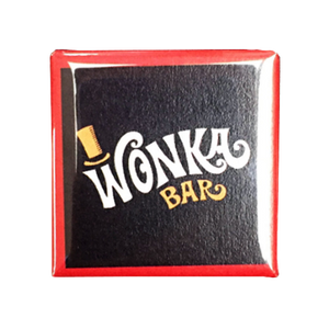 Willy Wonka Magnet - UNMASKED
