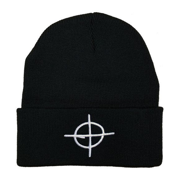 Zodiac Killer Embroidered Beanie