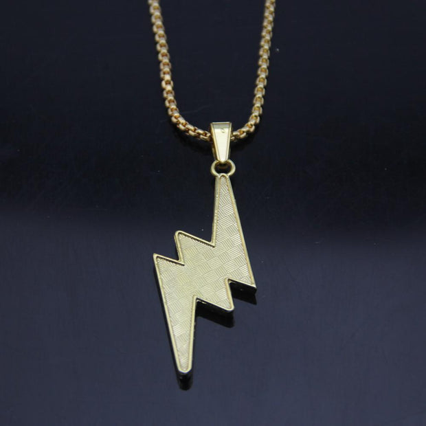 Lightning Bolt Pendant