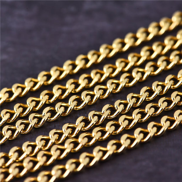 Micro Cuban Chain