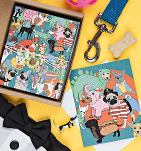 Pets in Costume! Fun Party Gift Treats for Halloween & After