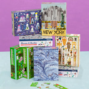 PUZZLES! Fun and Good for You