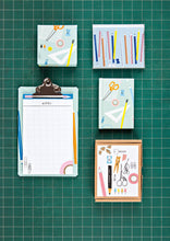 Pencil Sketch Mini Clipboard