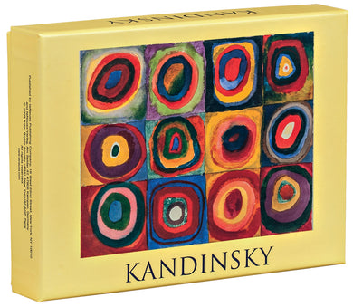 Kandinsky Notecard Box