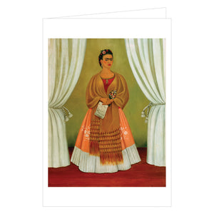 Frida Kahlo FlipTop Notecard Box