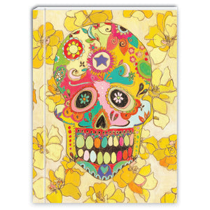 Sugar Skull GreenJournal