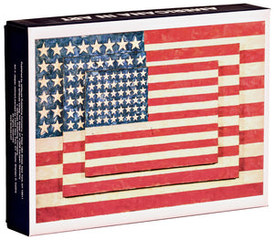 Americana in Art Notecard Box