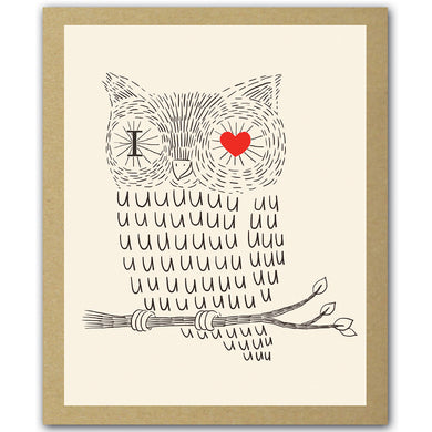 Owl, Fox, Love GreenNotes