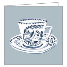 Tea Set GreenGift-Notes