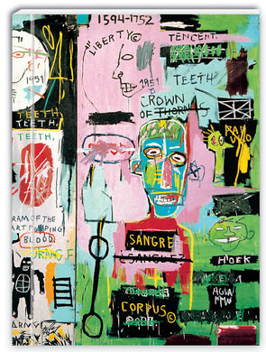 Jean-Michel Basquiat GreenJournal