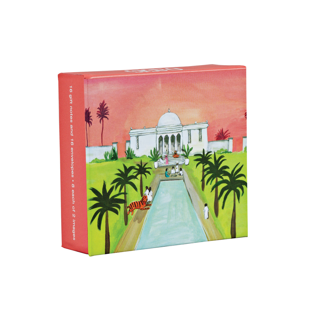 Oasis Mini FlipTop Notecard Box