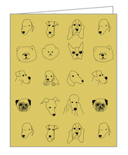 Dog Pack GreenNotes