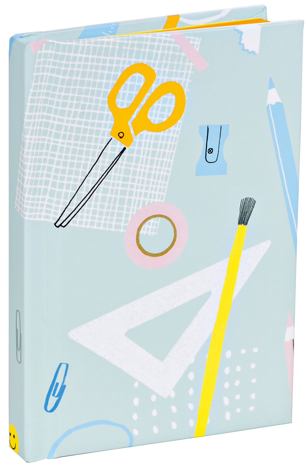Cut + Paste Mini Notebook