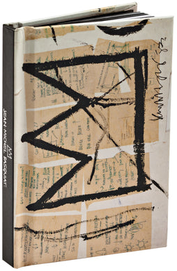 Jean-Michel Basquiat Mini Notebook, Crown (Untitled)