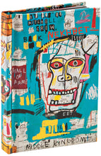 Jean-Michel Basquiat Mini Notebook, Skulls (Mitchell Crew)