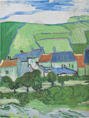 Vincent van Gogh GreenJournal