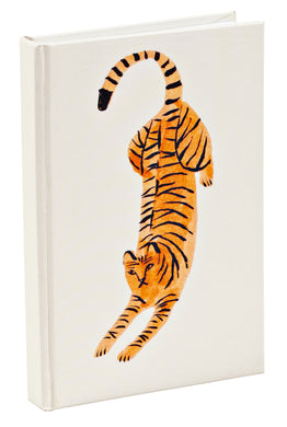 Tiny Tigers Mini Sticky Book