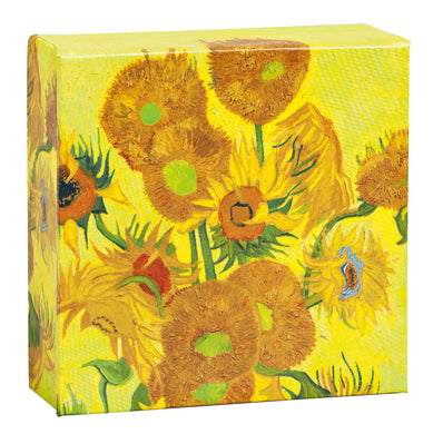 Vincent Van Gogh Mini FlipTop Notecard Box