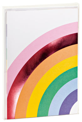 Over the Rainbow Big Notecard Set