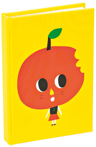 Apple Girl Mini Sticky Book