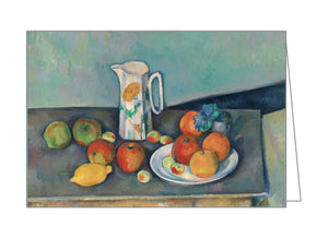 Cezanne Still Lifes FlipTop Notecard Box