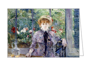 Berthe Morisot FlipTop Notecard Box