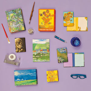 Vincent Van Gogh Mini Sticky Book