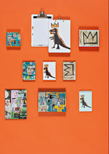 Jean-Michel Basquiat Mini Clipboard, Dino (Pez Dispenser)
