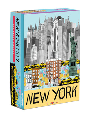 New York City 500-Piece Puzzle